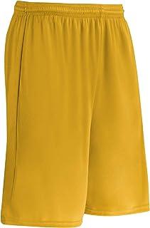 Champro Clutch Z-Cloth Dri-Gear® Short; Youth, Gold, Medium