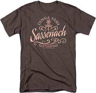 Popfunk Outlander Sassenach T Shirt &