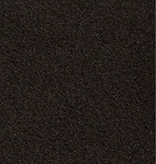 Melody Jane Dollhouse Black Self Adhesive Carpet Miniature Wall to Wall Flooring