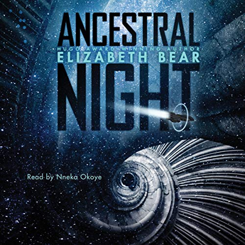 Ancestral Night audiobook cover art