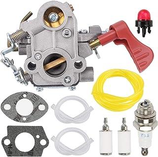Carburetor for Zama C1U-W32 Poulan PPB32SST PP446ET PPB300E PPB250E Gas Trimmer Lawn Mower attachements Carburetor for Zama C1U-W32 Carburetor