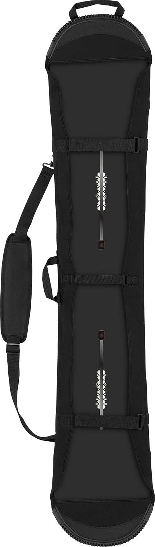 Burton (Burton) snowboard board case board sleeve JPN BOARD SLEEVE 140 True Black 109901 with back pack straps