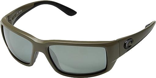 Moss/Gray Silver Mirror 580G