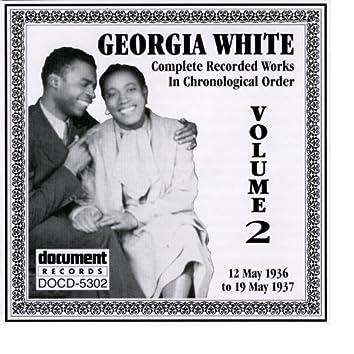 Georgia White Vol. 2 1936-1937