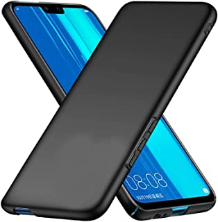 جراب Minwu لهاتف Xiaomi Mi 10T Lite 5G تصميم أنيق نحيف وبسيط واقي من الصدمات من السقوط لهاتف Xiaomi Mi 10T Lite 5G-Black