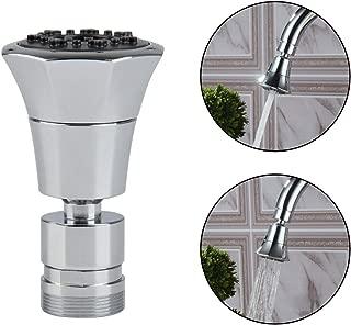 JER 1 PC Filtro Taps 360 Grados de rotaci/ón del Filtro Tap Pelele Neto Grifo Aireador Conector Boquilla Difusor para Ahorro de Agua Accesorios de Cocina