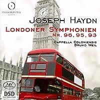 Londoner Symphonien Nrs93 95 & 96