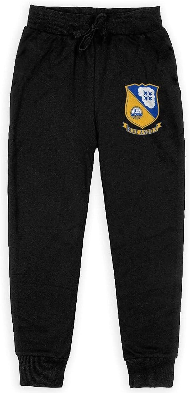 HENANJINZHICHENGJIAN Us Navy Blue 70% OFF Outlet Angels Children's Max 65% OFF Sweatpants A