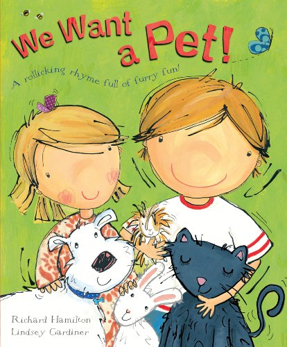 We Want a Pet! (English Edition)