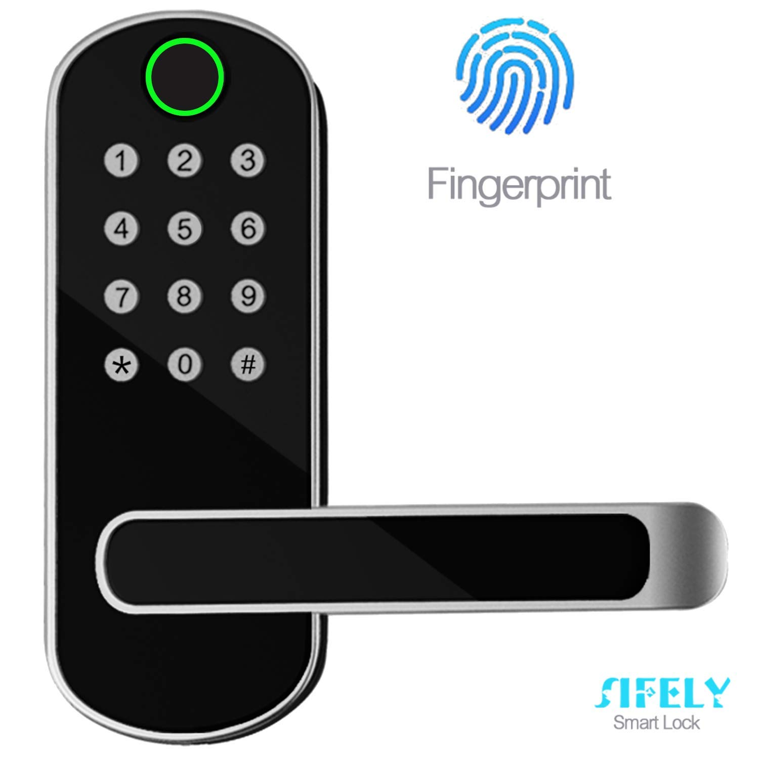 Sifely Lock Fingerprint Biometric Smart