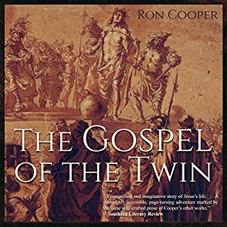 The Gospel of the Twin audiobook cover art