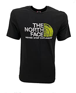 The North Face mens Men's S/S Rust 2 Tee T-Shirt