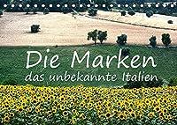 Die Marken, Impressionen aus dem unbekannten Italien (Tischkalender 2022 DIN A5 quer): Fotografien aus den Marken - der unbekannte Provinz Italiens zwischen Adria und Apennin. (Monatskalender, 14 Seiten )