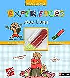 EXPERIENCES AVEC L EAU