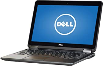 Premium Dell Latitude E7240 Ultrabook 12.5 Inch Business Laptop (Intel Core i7-4600U up to 3.3GHz, 8GB DDR3 RAM, 512GB SSD USB, Windows 10 Pro) (Renewed)