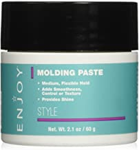 EN Joy Enjoy Molding Paste, Sculpting for Textured Hair, 2.1 oz