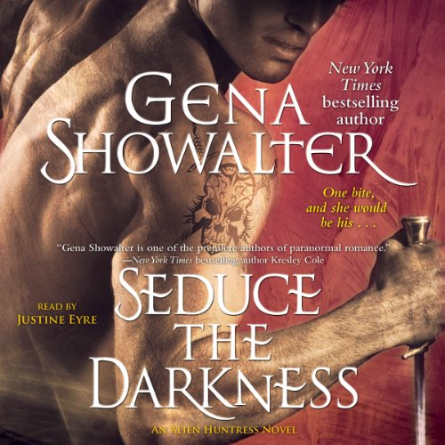 Seduce the Darkness audiobook cover art