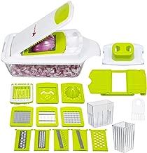 Vegetable Chopper - Onion Chopper - Salad Chopper - Vegetable Cutter - Kitchen Tools And Gadgets - Vegetable Chopper Dicer Slicer Cutter