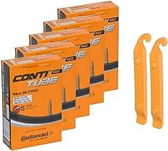 Continental Bicycle Tubes Race 28 700×20-25 S42 Presta Valve 42mm Bike Tube Super..