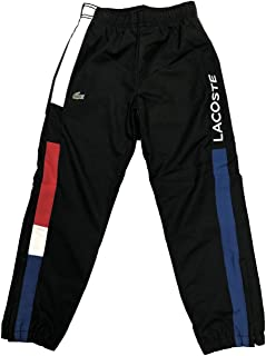 8bb2fd44e1 Lacoste - Pantalon - Garçon Noir Noir