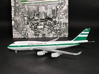 キャセイパシフィック航空 747 KaiTak Wings 1400 模型 飛行機