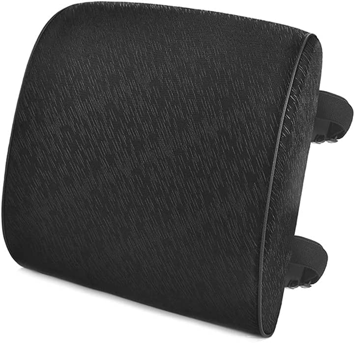 Memory depot Ranking TOP5 Foam Lumbar Support Ergonomic,with Adjustab Pillow--