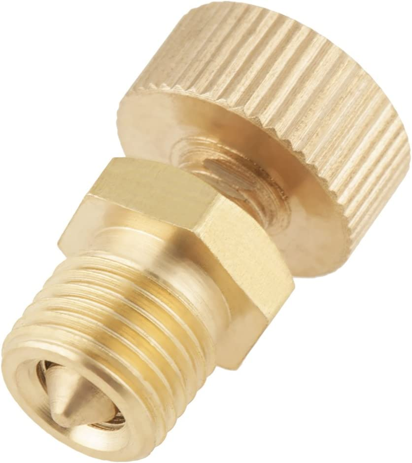 Ginorgee Bleed Valve - 1pcs Max 43% OFF Air High for Brass Screw Department store