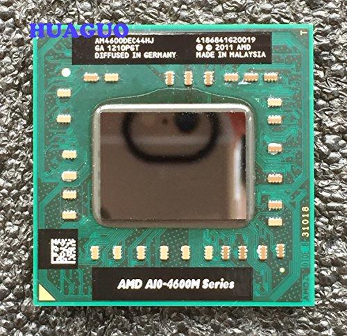 AMD A-Serie A10–4600M 2,3GHz Quad-Core CPU Prozessor am4600dec44HJ Sockel FS1