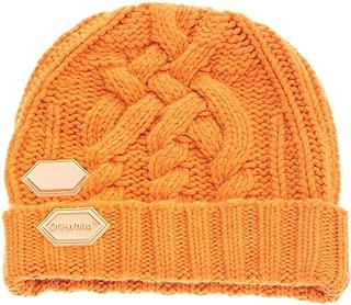 OFF-WHITE Luxury Fashion Womens OWLA008F19A280501900 Orange Hat | Fall Winter 19
