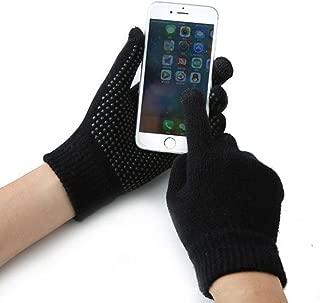 Écran tactile magique Hiver Gants Homme Femme Pour Smartphone Tablette-Rouge