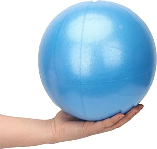 JunMu Mini Exercise Ball 9 Inch Pilates Ball,  Ballet Ball for Pilates,  Yoga,  Balance,  Fitness,  Home & Gym Office Core Training and Physical Therapy,  Improves Balance,  Core Strength & Postur