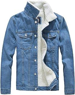 75fe42bff Amazon.fr : Veste en jean - 4XL / Manteaux et blousons / Homme ...