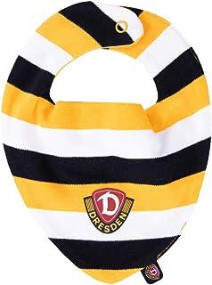 SG Dynamo Dresden Merchandising GmbH SG Dynamo Dresden Baby-Dreieckstuch Logo