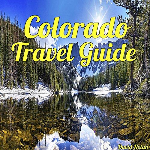 『Colorado Travel Guide』のカバーアート