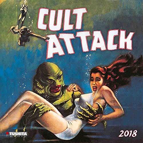 Cult Attack 2018 Wall Calendar