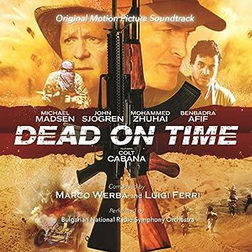 Dead on Time (Original Motion Picture Soundtrack)