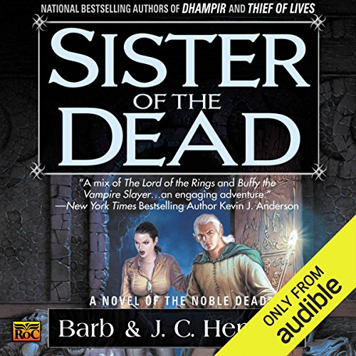 Sister of the Dead cover art