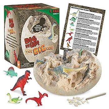 MindWare Dig It Up!  Big Egg Excavation kit