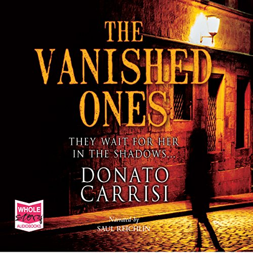 The Vanished Ones audiobook cover art