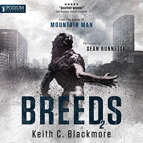 Breeds 2 audiobook cover art