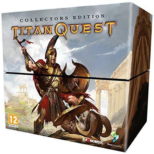 Titan Quest: Collector's Edition - PlayStation 4 [Edizione: Regno Unito]