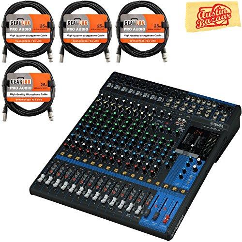 yamaha 16 mixer - 2