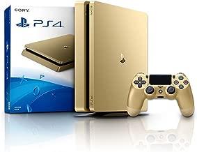 Playstation 4 - 500Gb Slim Dourado + Cabo HDMI (Internacional)