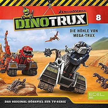 Folge 8: Die Höhle von Mega-Trux / Die Rüstung (Das Original-Hörspiel zur TV-Serie)