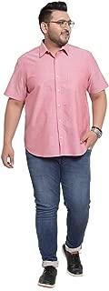 pluss Men's Regular fit Formal Shirt