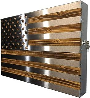 metal art wisconsin freedom cabinet