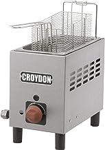 Fritadeira Gás Inox F1AG Croydon Gás