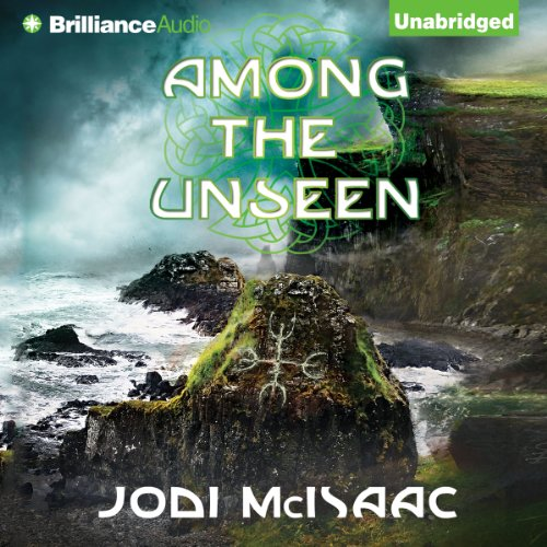 Among the Unseen audiobook cover art