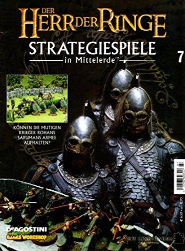 Herr der Ringe, Strategiespiele in Mittelerde Bd. 7 (Heft)