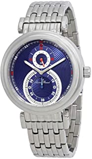 Polaris Dual Time Men's Watch 10618-33